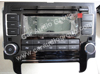 car audio car stereo volkswagen vol-0112 front view 100*75