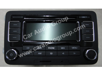 car audio car stereo volkswagen vol-0117 front view 200*150