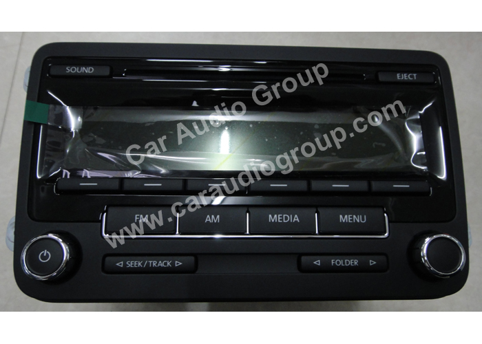 car audio car stereo volkswagen vol-0118 front view 700*500