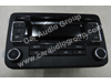 car audio car stereo volkswagen vol-0122 front view 100*75