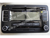 car audio car stereo volkswagen vol-0125 front view 100*75