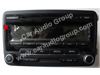 car audio car stereo volkswagen vol-0128 front view 100*75