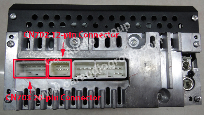 The USB / AUX Solutions of the Toyota OEM Car Audio #00001